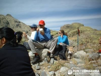 Laguna Grande de Gredos - Sierra de Gredos; grupos de senderismo en madrid